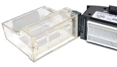 CleanMate QQ-6S robotski sesalec in UV sterilizator 7