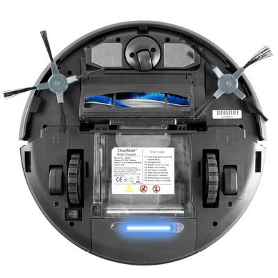 CleanMate QQ-6S robotski sesalec in UV sterilizator 9