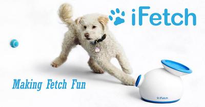 iFetch - podajalec žogic 1